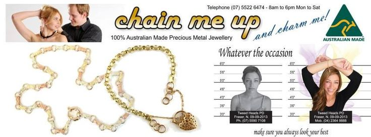 https://flic.kr/p/Q3YGP7 | Australian Owned Jewellery Store - Fraser Ross - Chain Me Up |  Follow Us : www.chain-me-up.com.au  Follow Us : www.facebook.com/chainmeup.promo  Follow Us : twitter.com/chainmeup  Follow Us : followus.com/chain-me-up