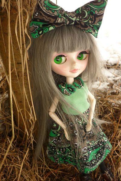 https://flic.kr/p/dVygh3 | Green dress 5 | New dress