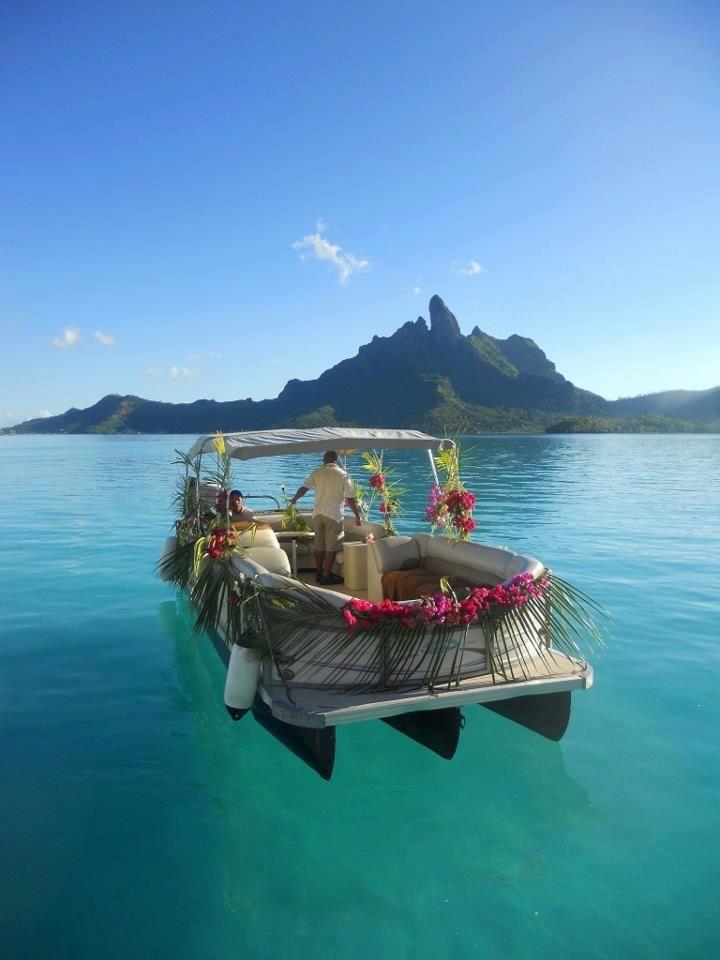 Bora Bora Resort #destinosincreibles