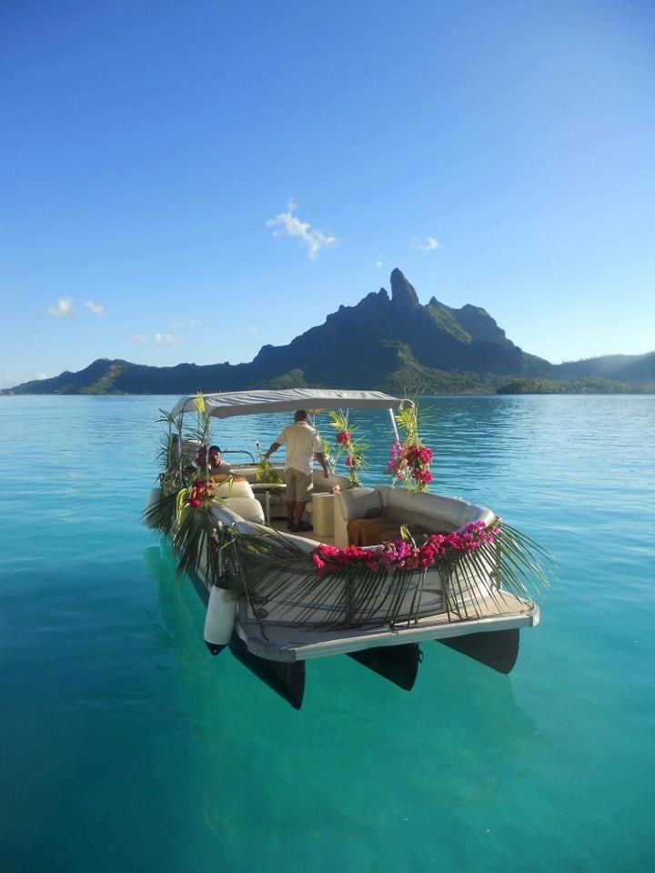A day out at sea at Bora Bora Resort ♥ ♥(25) Facebook