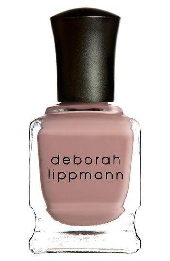 13 Best Nail Polishes for Fall - Deborah Lippmann Modern Love Nail