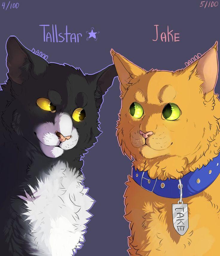 Tallstar and Jake by DannoItanArt.deviantart.com on @DeviantArt