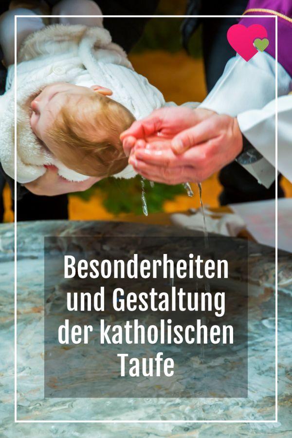 Ablauf Katholische Taufe