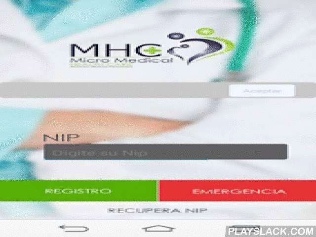 MHC Afiliados  Android App - playslack.com ,  TE OFRECE LOS SIGUIENTES FUNCIONES:Envío de avisos de emergencia al Call Center en caso de hospitalización si cuenta con Seguro Médico.Información de tus Seguros Médicos, Accidentes Personales, Programa Dental, Servicios Funerarios y Automóvil (si los tienes contratados), consulta de tus datos médicos y de tus citas registradas. Consulta completa o selectiva de Médicos y Proveedores, Direcciones, Horarios, Beneficios y/o Descuentos, Ubicación…