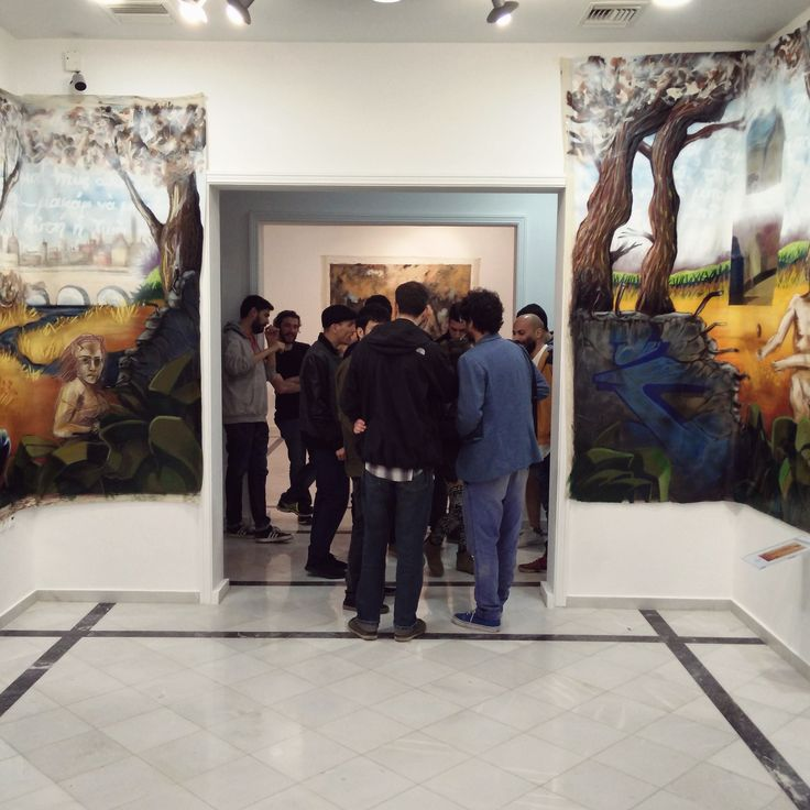 οι καλλιτεχνικές μορφές στο μουσείο Μπουζιάνη
