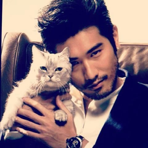 godfrey gao magnus bane funny - Google Search