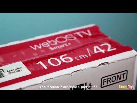 LG 42LF652V pareri si pret - YouTube
