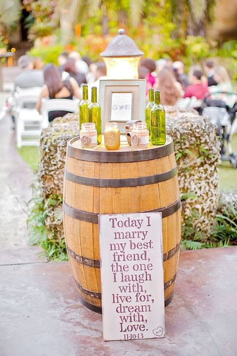 vineyard wedding decoration ideas 17 best ideas about backyard wedding decorations on 8271