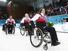 Sochi 2014 Paralympic Games - Curling Gold Medal Game Day 9