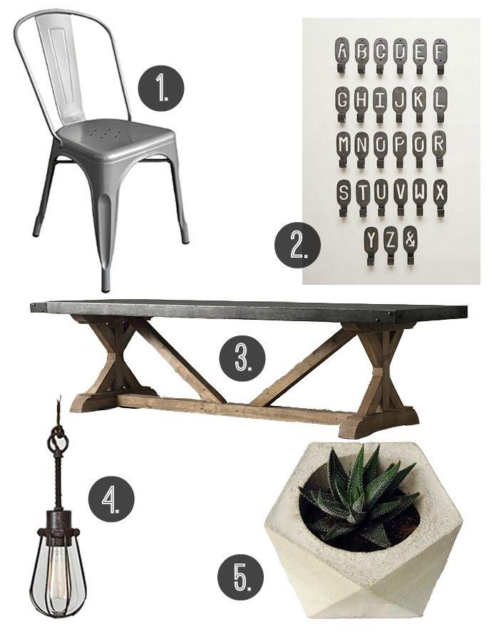 If you love Industrial decor then this post is for you!