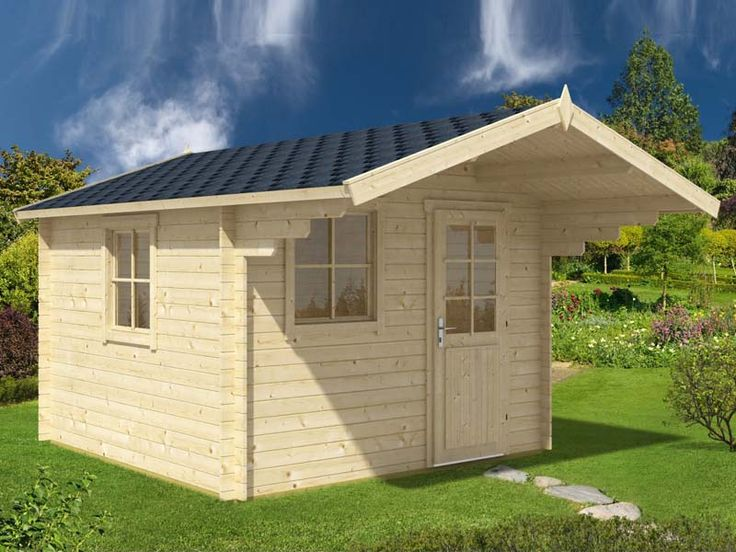 Best Sheds Images On Pinterest Garden Cabins Cabin Kits And - Backyard cabin kits