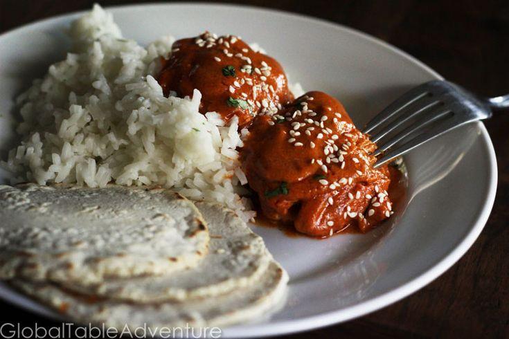Guatemalan Pepian Sauce (for Stewed Chicken or Veggies)