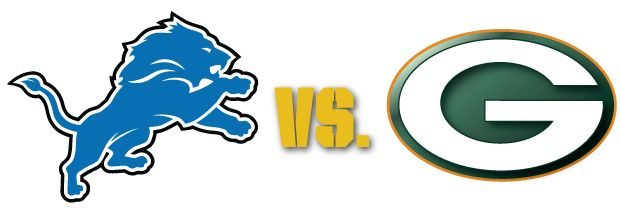 Detroit Lions vs Green Bay Packers Live Stream NFL