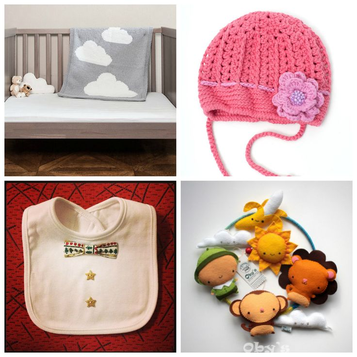 The Picture Garden: Austrian Etsy Gift Ideas ... for bitty babies!