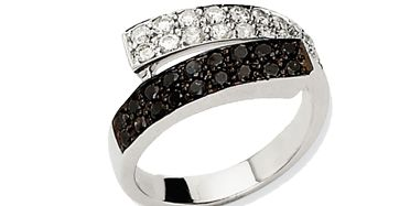Black & White #Diamond #Earrings By Samuels Diamonds