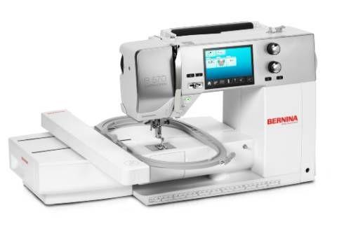Šijacie stroje : Bernina 570 EE