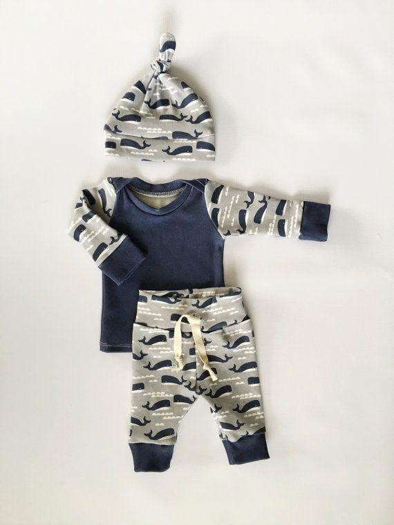 tenue garçon de bébé nouveau-né tenue par LittleBeansBabyShop