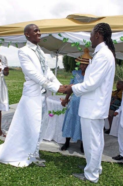 Gay kenya marriage