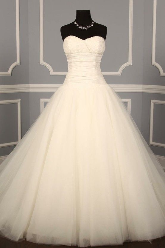 I may have yelled a little when i saw this :) Justina McCaffrey 1103 Corine Couture Bridal Gown