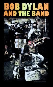 BOB DYLAN (THE BASEMENT TAPES) T-SHIRT