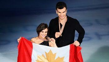 Канадская пара победила на Autumn Classic International | Head News