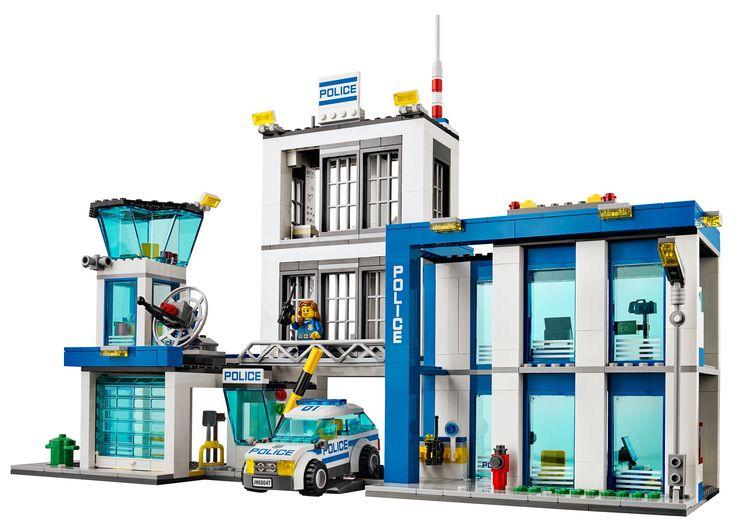 Image result for lego police station 2017