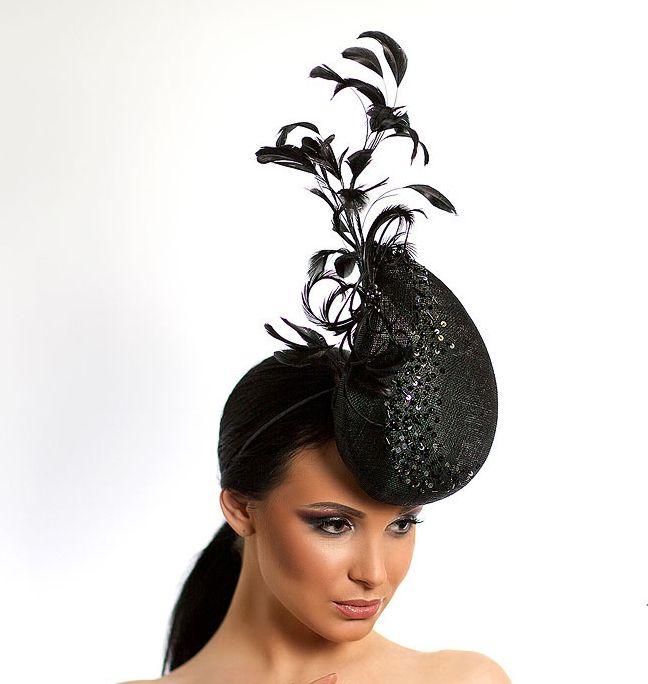 шляпка, вечерняя шляпка, шляпа, вечерняя шляпа, Анна Андриенко, ручная работа, синамей, котельная шляпка, шляпа для скачек, шляпка для скачек, дизайнерская шляпка, черная шляпка, шляпа для вечера, вечерняя шляпа, шляпка для скачек, коктейльная шляпка, шляпка для праздника, черная шляпа, черная шляпка, головной убор, белая шляпка, белая шляпа