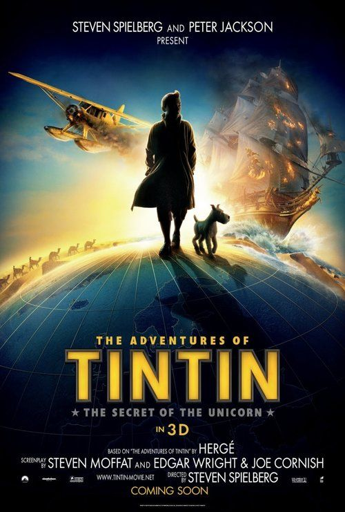The Adventures of Tintin 2011 full Movie HD Free Download DVDrip