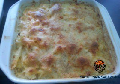Gratinierter Kohl mit Cheddar-Käse – Küchentigers Rezepte Blog