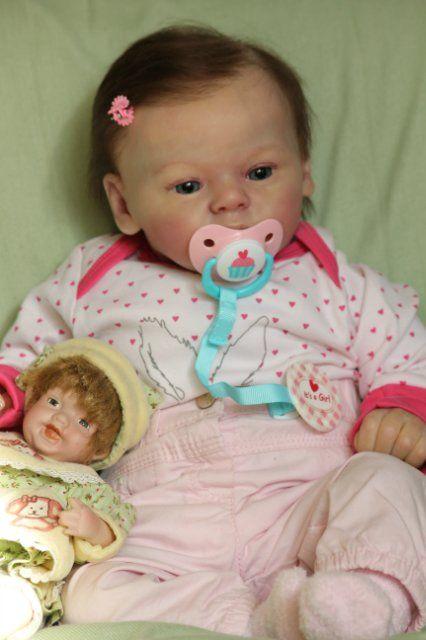 Вероничка! Кукла реборн из молда Ларри от Натали Блик! / Куклы Реборн Беби - фото, изготовление своими руками. Reborn Baby doll - оцените мастерство / Бэйбики. Куклы фото. Одежда для кукол
