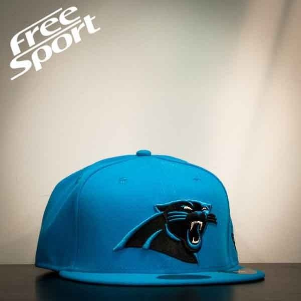 Cappello New Era Carolina Panthers  http://freesportstyle.com/new-era/73-carolina-panthers-59fifty-azzurro.html