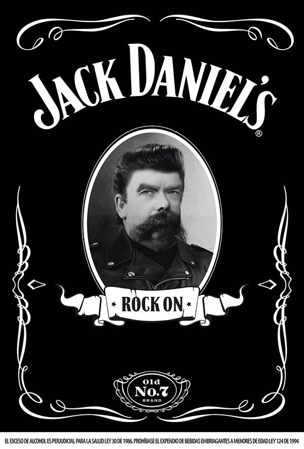 Jack Daniel's Rockero
