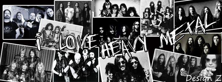 Fb cover photo for I love heavy metal radio