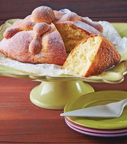 ¡Prepara tu propio pan para este Día de Muertos!