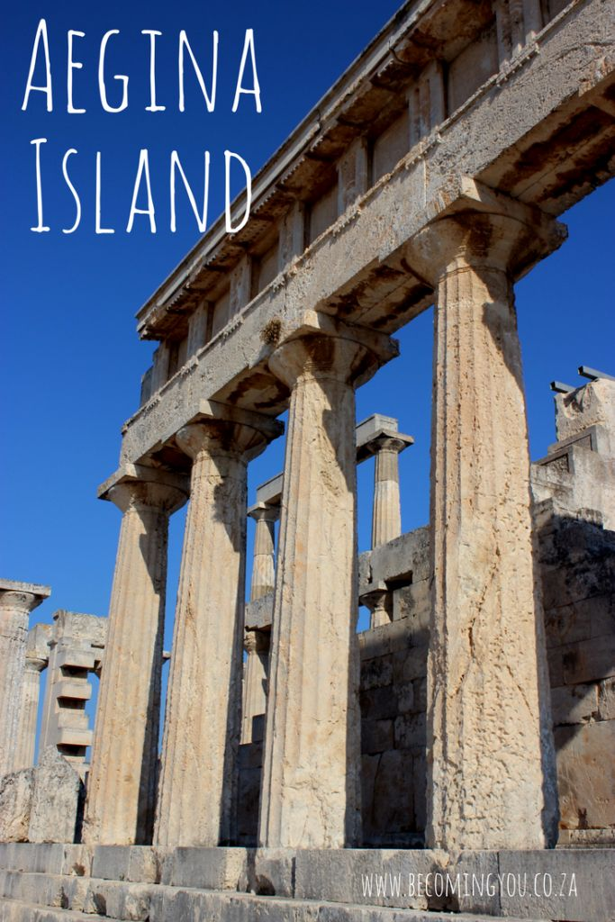 Going Greek: Aegina Island