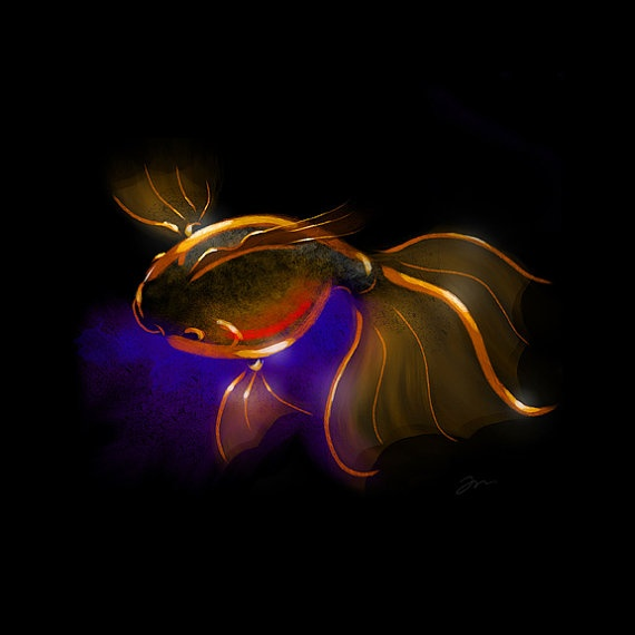 7 best glow fish images on pinterest pisces fish and for Glow in the dark fish walmart