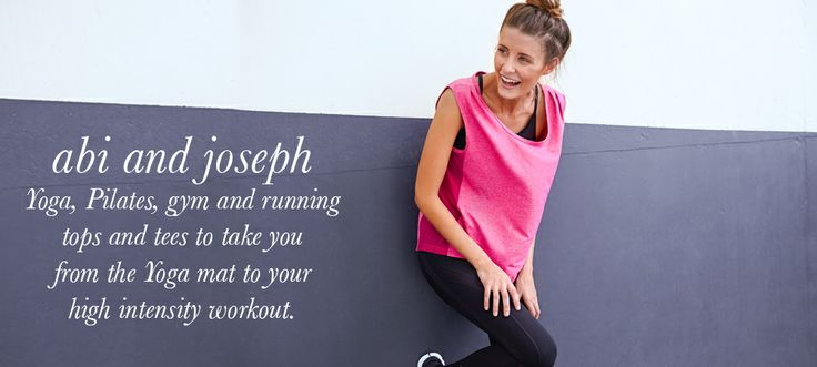 Active Lifestyle Tees and Tops  http://abiandjoseph.com/shop/tees-tops.html