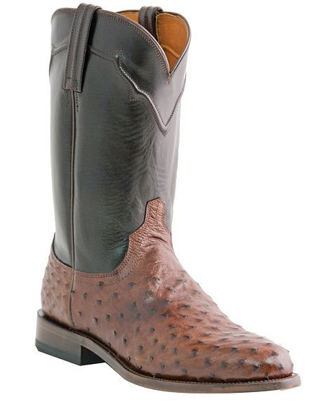 AGABE Cowboy Boots Western Boots All Leather T 37 MINT