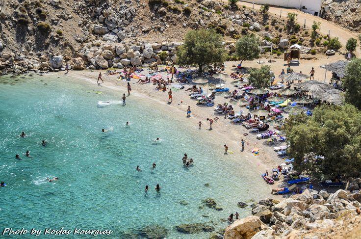 Glari Beach - Chios Greece