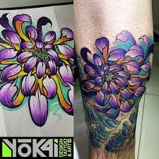 Resultado de imagen para crisantemo tattoo oriental