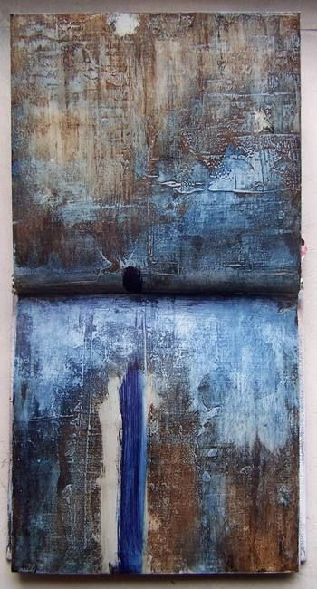 I'm searching III - L'IVRE DE MATIERES Elisabeth Couloigner - search notebook