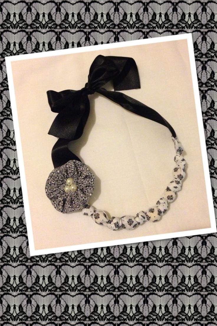 Handmade girls necklace
