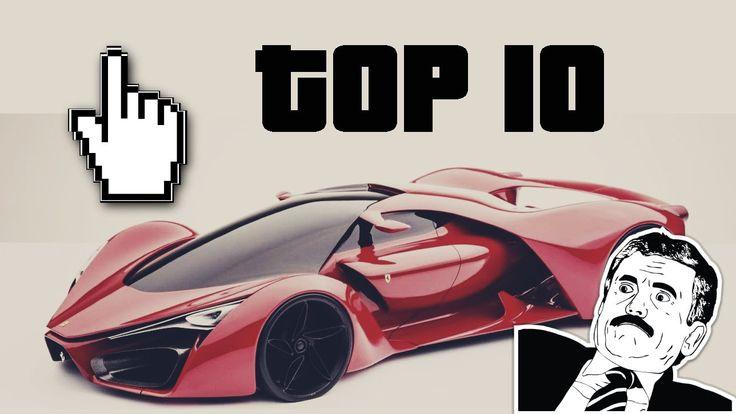 Эксклюзивные машины  - ТОП 10 самых уникальных и дорогих автомобилей в о...