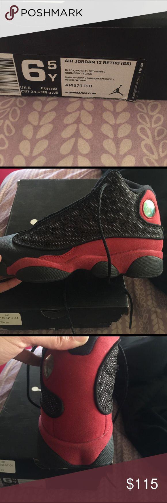 6.5 Retro 13s Authentic Jordan Shoes Sneakers
