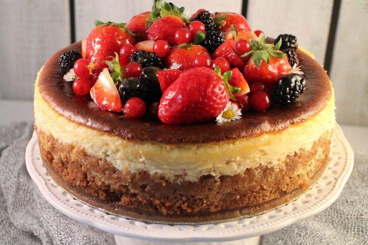 Las tartas de queso mas espectaculares y elegantes de la red | Cocinar en casa es facilisimo.com