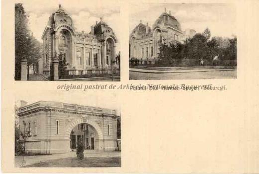 BU-F-01073-5-00213 Palatul Herman Speyer din Bucureşti, s. d. (sine dato) (niv.Document)