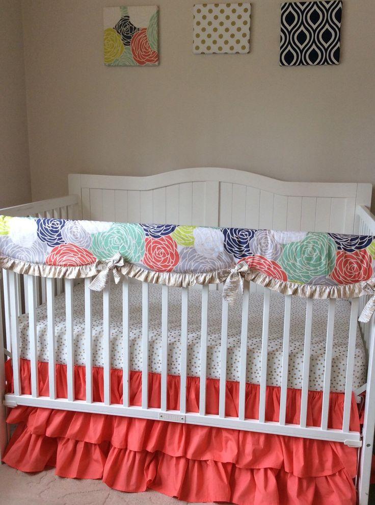 14 best Gold crib bedding ideas images on Pinterest Bed sets