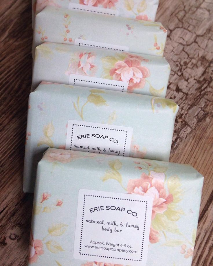 Handmade Soap By Erie Soap Co. …