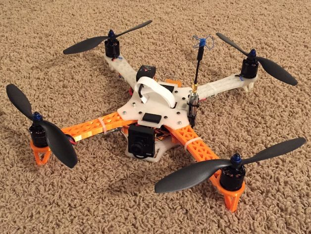 82 Best 3d Printed Drone Parts Images On Pinterest Drones Robot And Robots