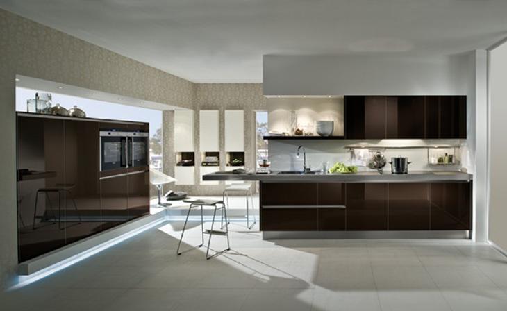 20 best Braune Küchen images on Pinterest | Brown kitchens, Kitchens ...